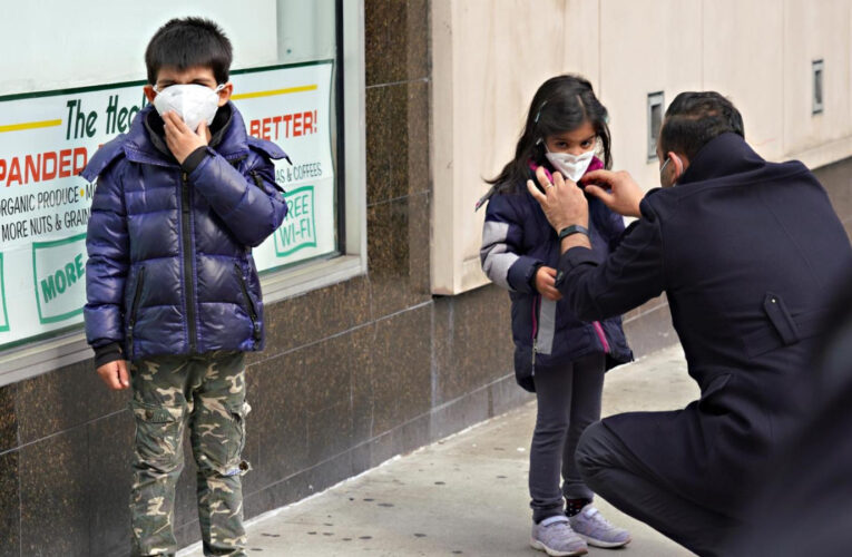 EEUU: Récord de nuevos casos de Covid en niños