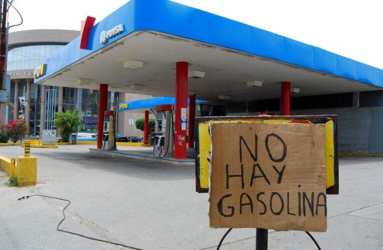 Sector turismo preocupado por falta de gasolina