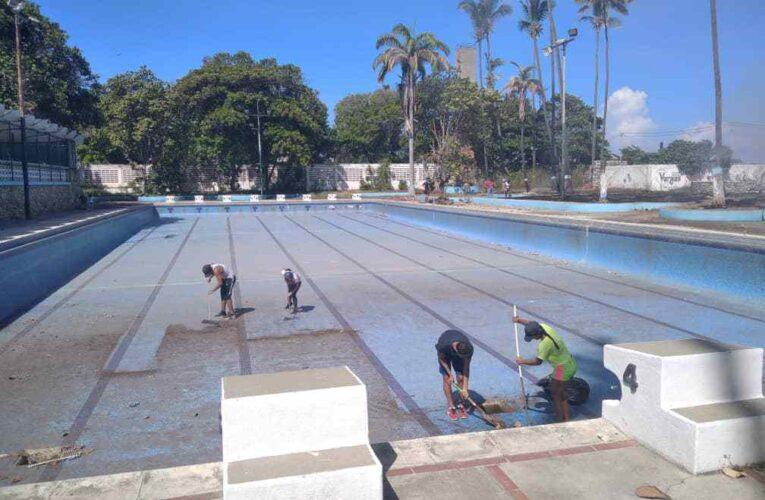 Aguas negras frenan reactivación de piscina de  Naiguatá