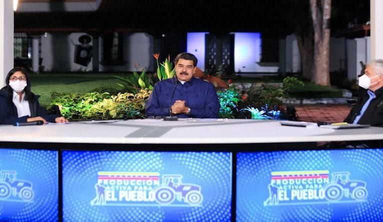 """Maduro: """"Pedimos que respeten el sistema electoral venezolano"""""""