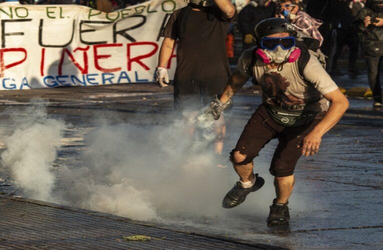 Chile: Vuelven protestas para exigir renuncia de Piñera