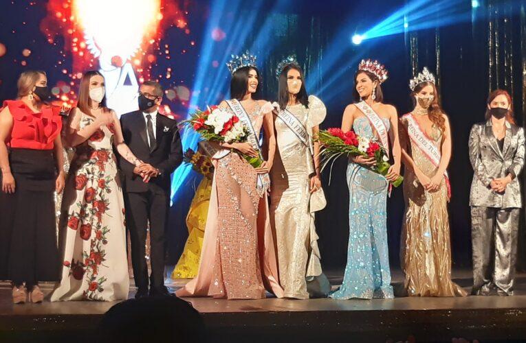 Oriana Nava se coronó reina de la Feria Internacional de la Chinita