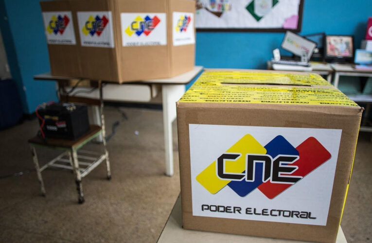 CNE reubicó 100 centros electorales en todo el país