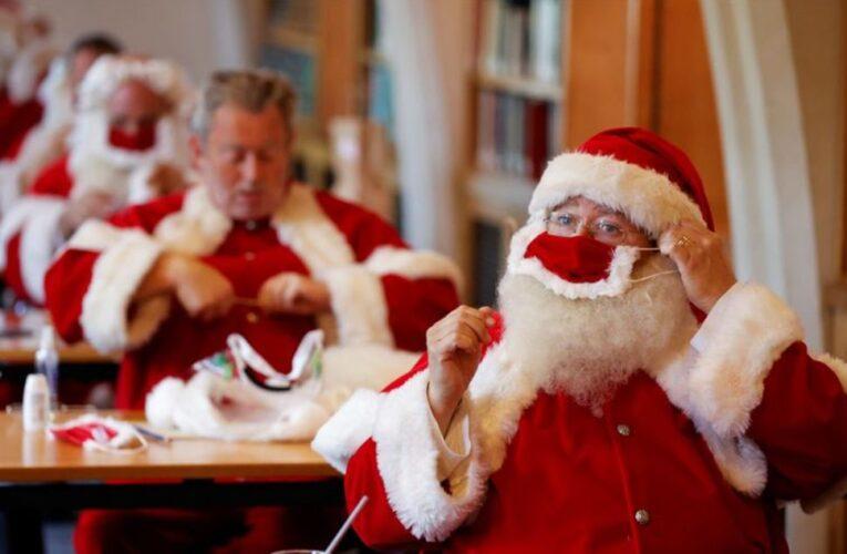 Fauci: Santa Claus es inmune al covid-19