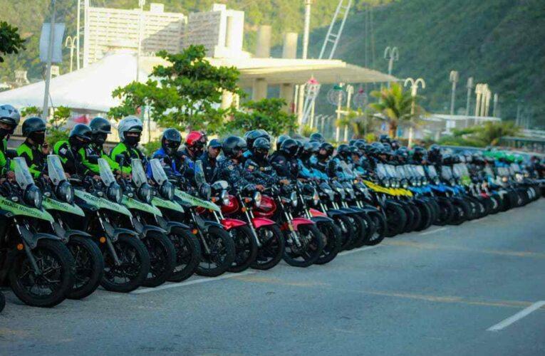 Desplegados en La Guaira 3.250 funcionarios policiales y militares