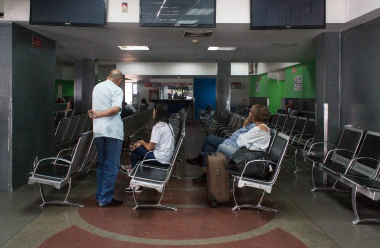 Terminales privados suspendieron reinicio de actividades