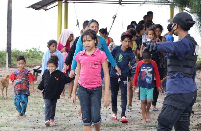 Liberan a 11 niños venezolanos en Trinidad