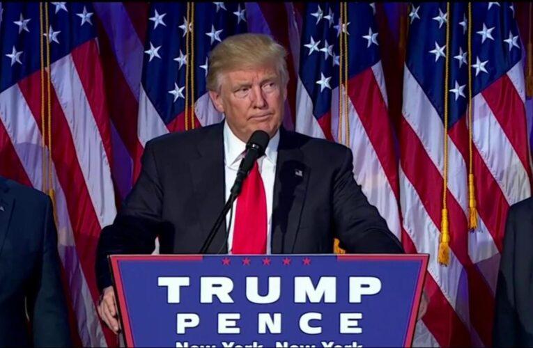 Desestiman demanda de Trump en Pensilvania