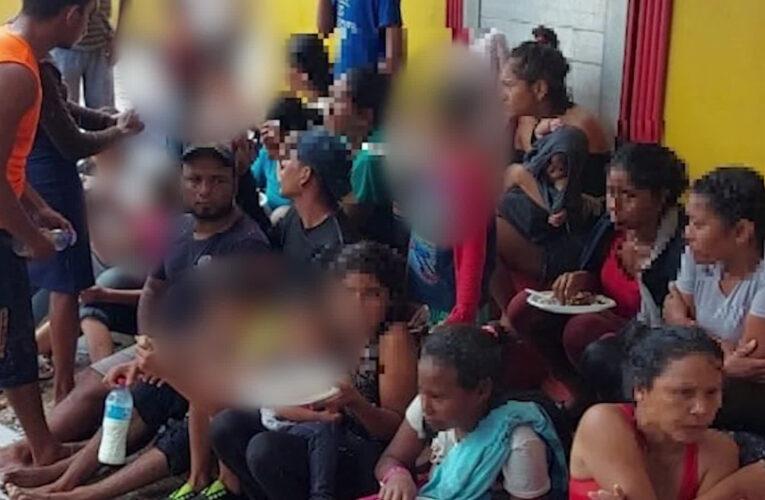 Venezolanos regresados a Trinidad están detenidos