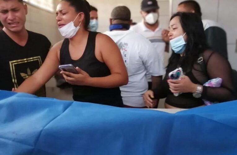 Dos venezolanos ahogados en Ecuador
