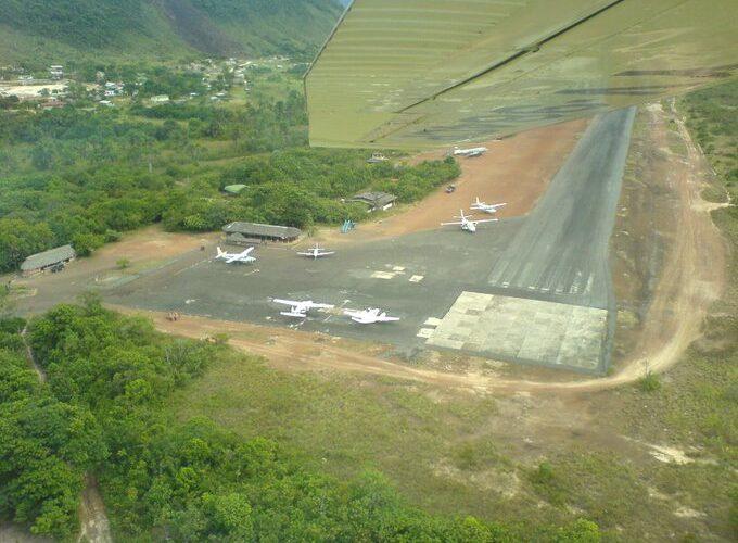 INAC autoriza vuelos hacia Canaima