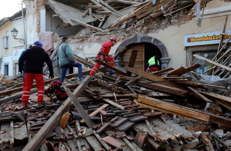 Sube a 7 el total de muertos en Croacia