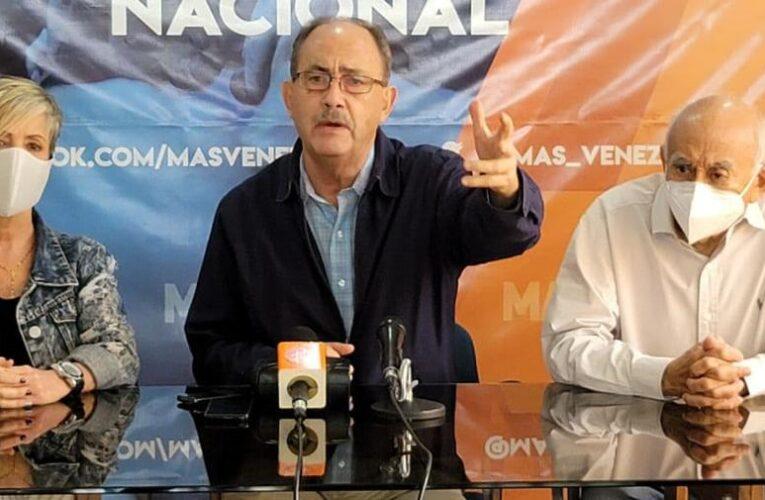 "MAS condenó ""saboteo abstencionista"""