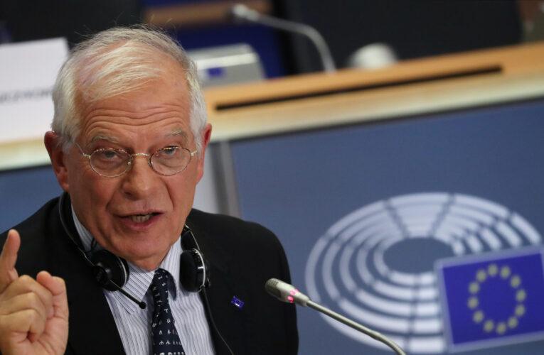 UE se reúne para desconocer las parlamentarias