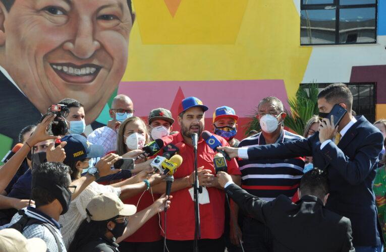 Maduro Guerra: Hubo mucha participación de electores