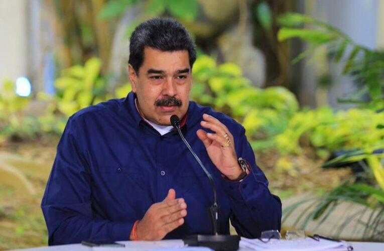 Maduro pide a la OMS certificación de molécula anticovid