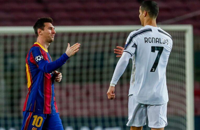 «Nunca vi a Messi como un rival»