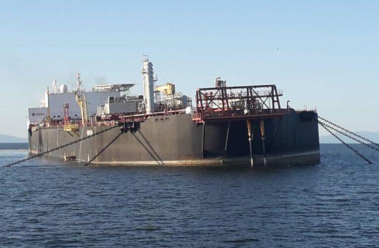 Pdvsa inició transferencia de crudo del Nabarima