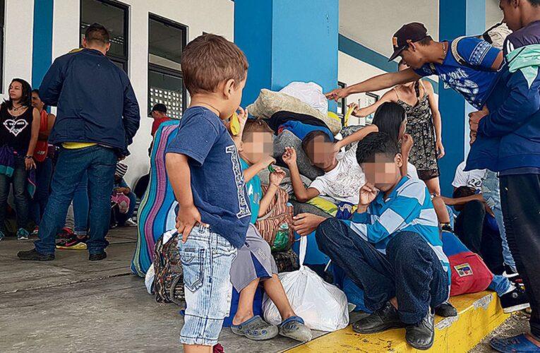 60% de niños migrantes venezolanos no está inscrito en escuelas de Perú