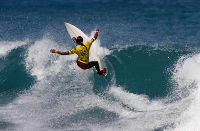 Álvarez domará las olas en El Salvador