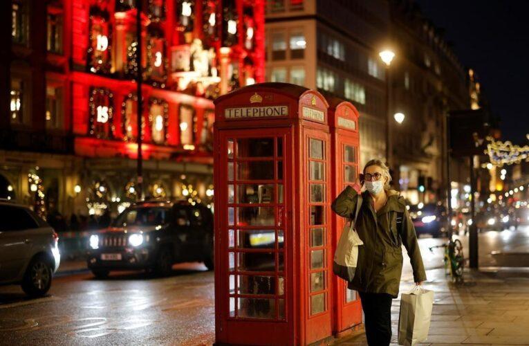 Reino Unido: Nueva cepa de covid está fuera de control