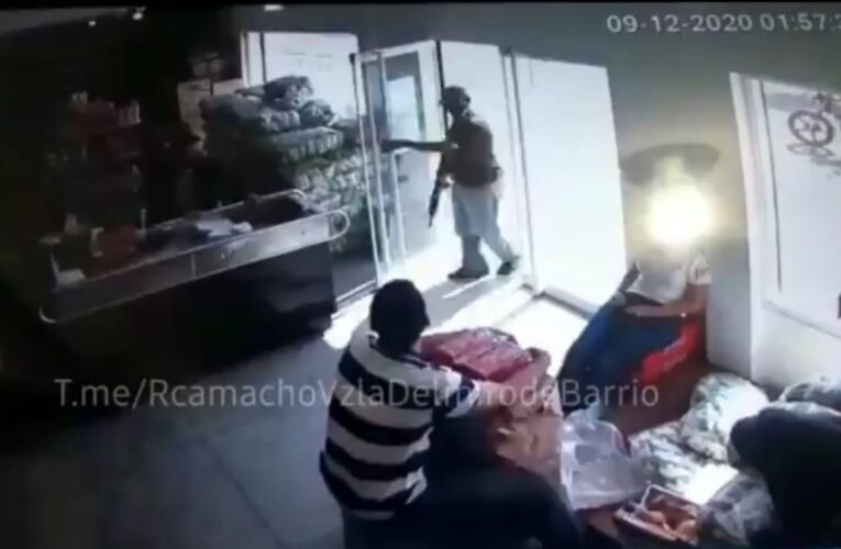 Atacan con fusil y granada 2 comercios en Maracaibo