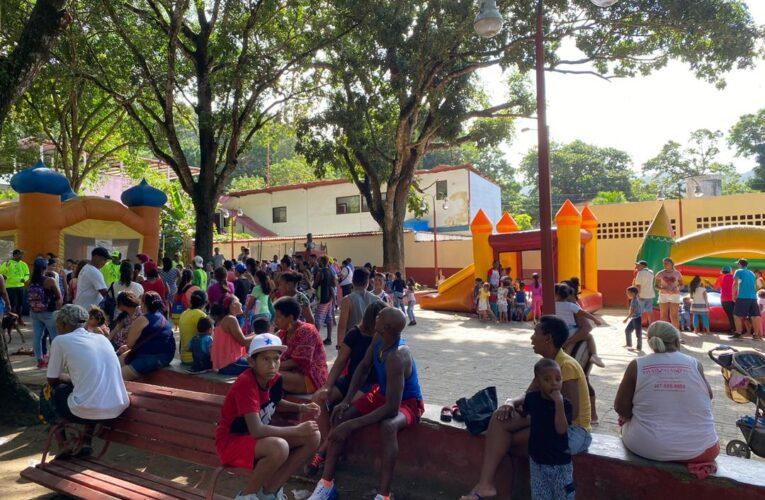 Fundación RB cerró jornadas navideñas en Todasana