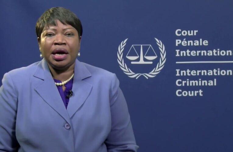 Gobierno invitó a Venezuela a la fiscal de la Corte Penal Internacional