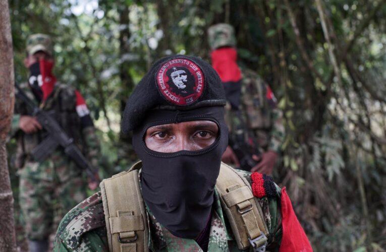 Colombia: En Venezuela hay 1.400 guerrilleros