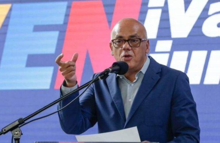 Jorge Rodríguez: Todavía hay gente en los centros