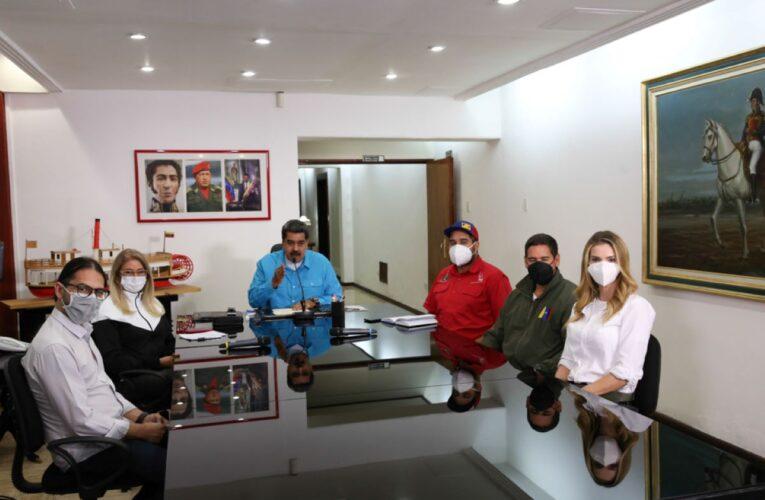 Maduro: Viene un cambio de ciclo
