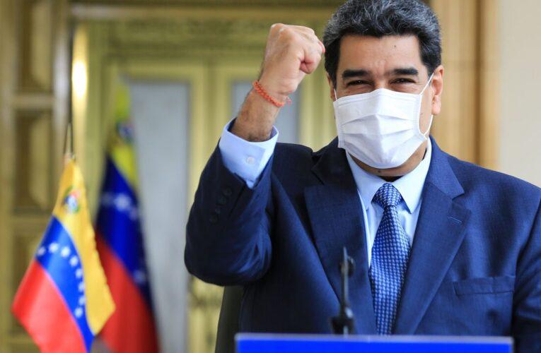 Maduro promete aplicar 10 millones de vacunas rusas antes de abril