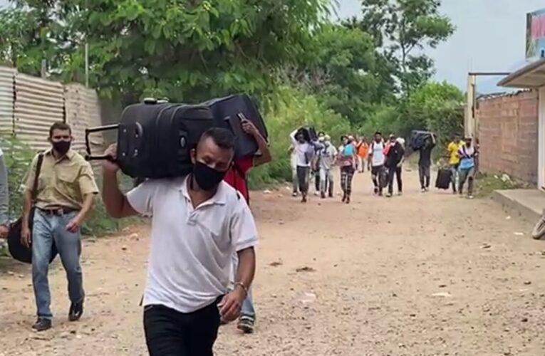 Acnur: Más de 500 venezolanos se van a diario del país
