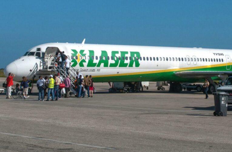 Suspenden vuelos de Laser a Dominicana por contagios