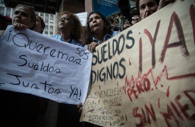 Crisis aniquila y hambrea a los trabajadores