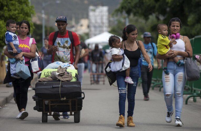4 de cada 10 refugiados en México son venezolanos