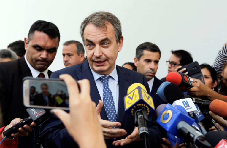 Zapatero pide a la UE reconocer elecciones