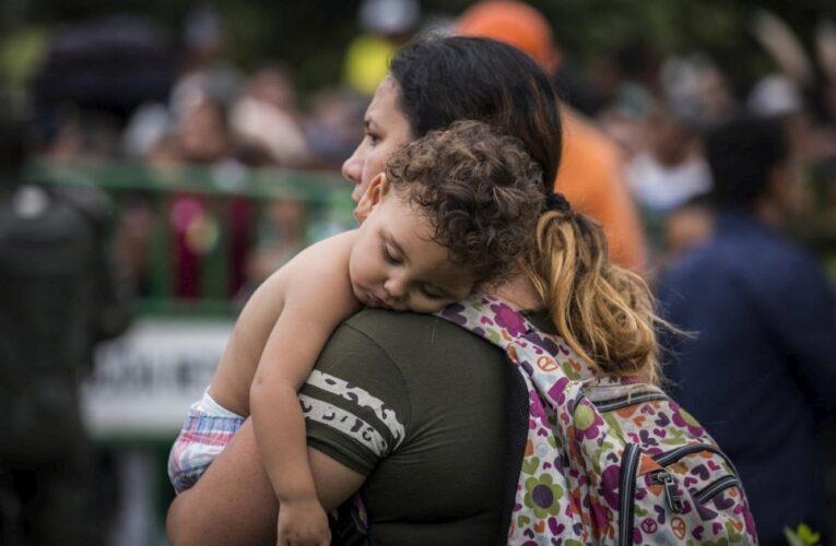 Acnur: Urge ayuda para los migrantes venezolanos