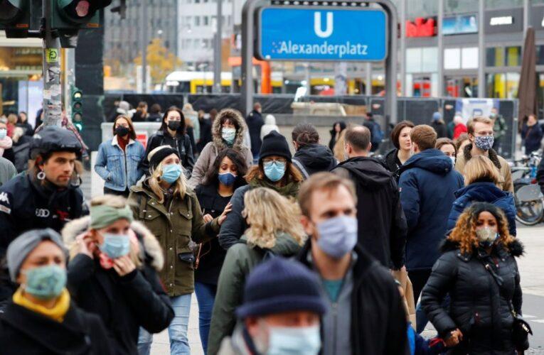 Alemania vuelve a registrar casi mil muertes en un día