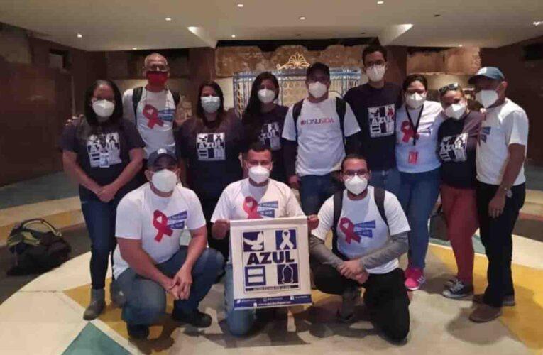 AI exige liberación de miembros de ONG Azul Positivo