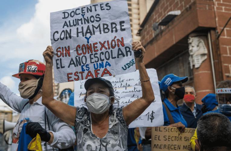 Maestros convocan protesta nacional el 15 de enero
