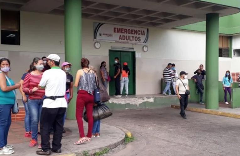 Muere niña quemada en explosión en Monagas