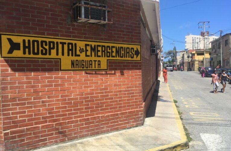 Esperan por la rehabilitación del Hospital de Emergencias Naiguatá