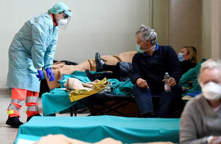 Italia: La epidemia está nuevamente en fase de expansión