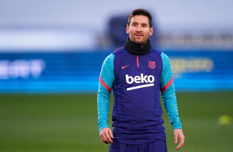 Messi reaparece en Madrid