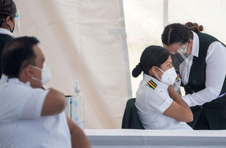 Llega a México el quinto cargamento de vacunas de Pfizer