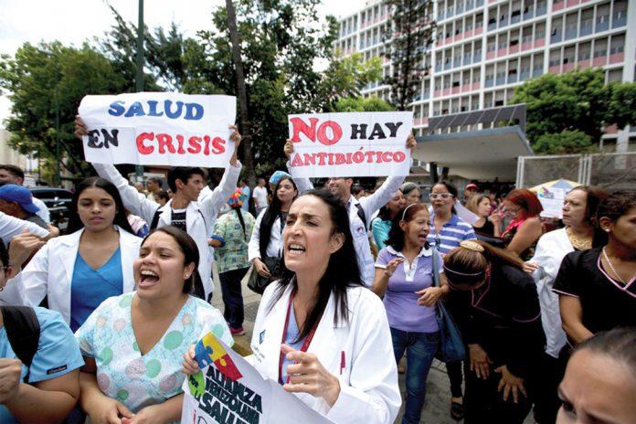 Enfermeras preparan protesta nacional