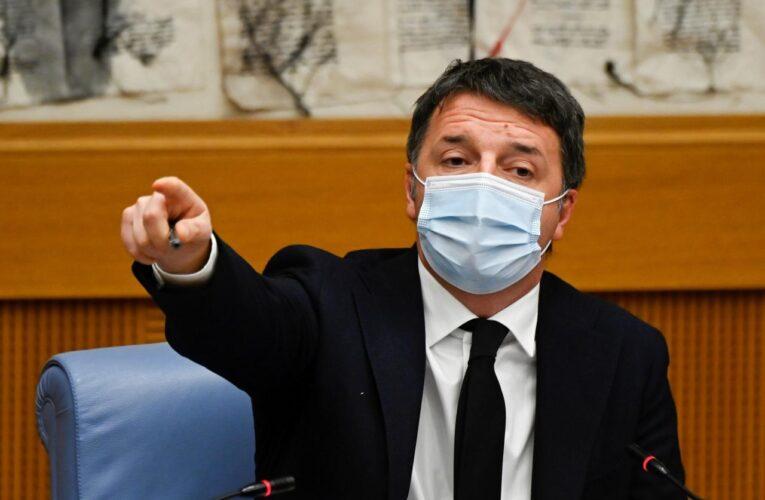 Renzi abre una crisis en el Gobierno italiano con dimisión de sus ministras
