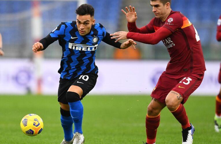 Roma e Inter hacen feliz al Milán