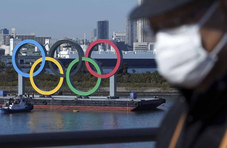 Olimpiadas van este año aunque sean sin público